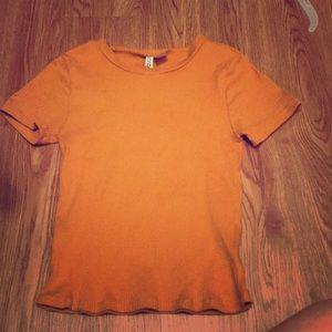 Mustard color short sleeve!!